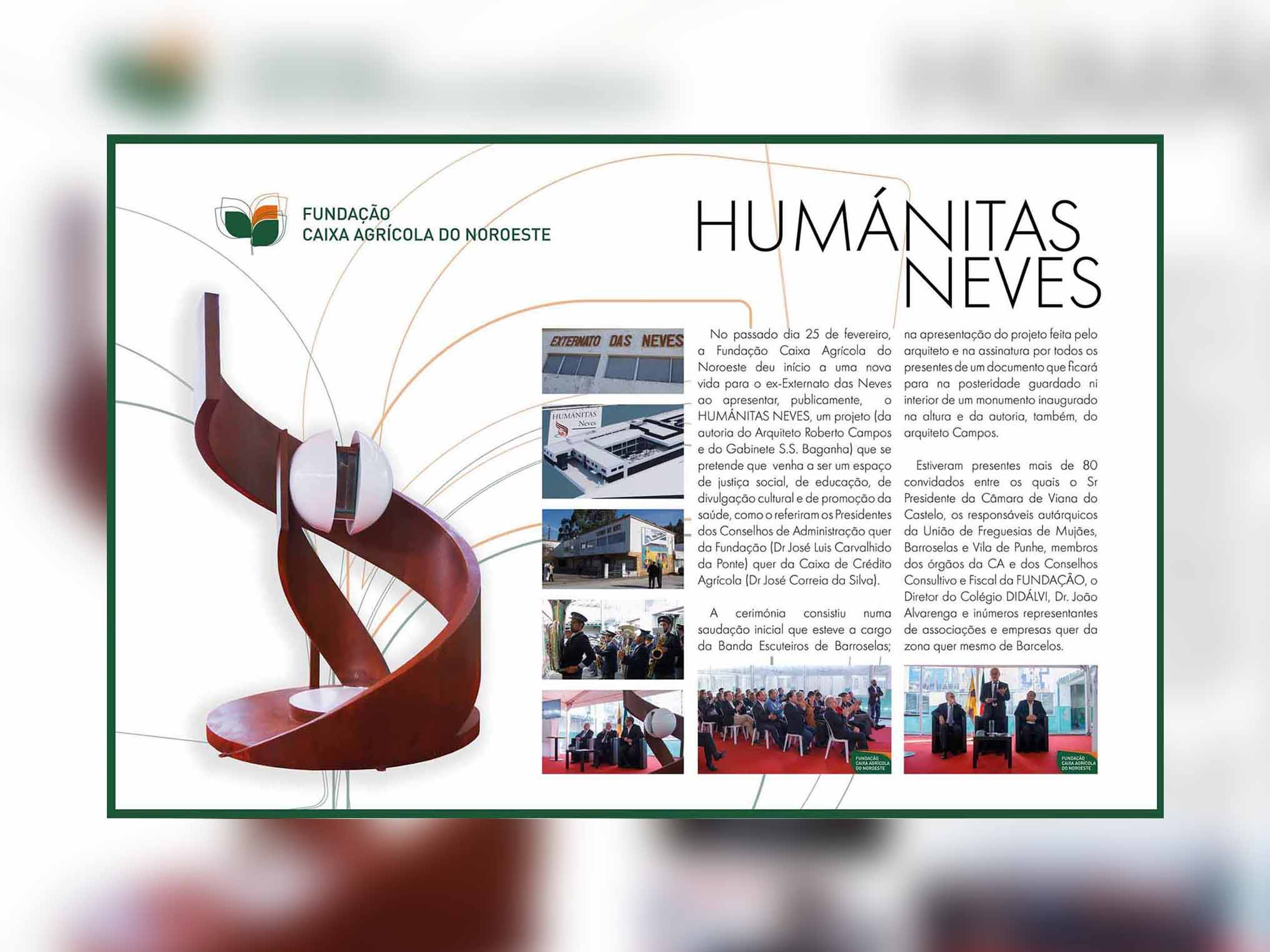 HUMÁNITAS NEVES