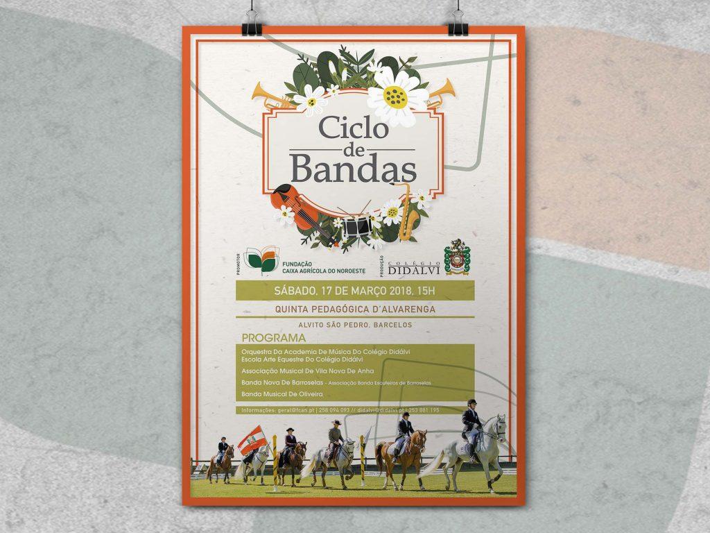 1º CICLO DE BANDAS