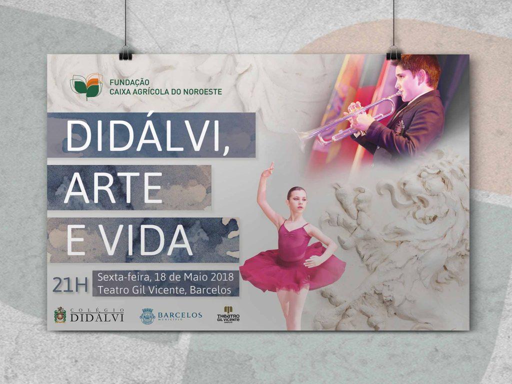 DIDÁLVI, ARTE E VIDA 2018