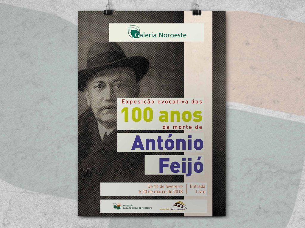 100 anos da morte de António Feijó