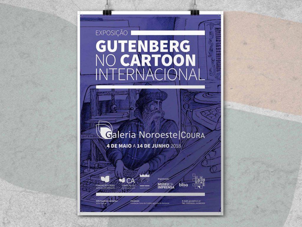 GUTENBERG NO CARTOON INTERNACIONAL