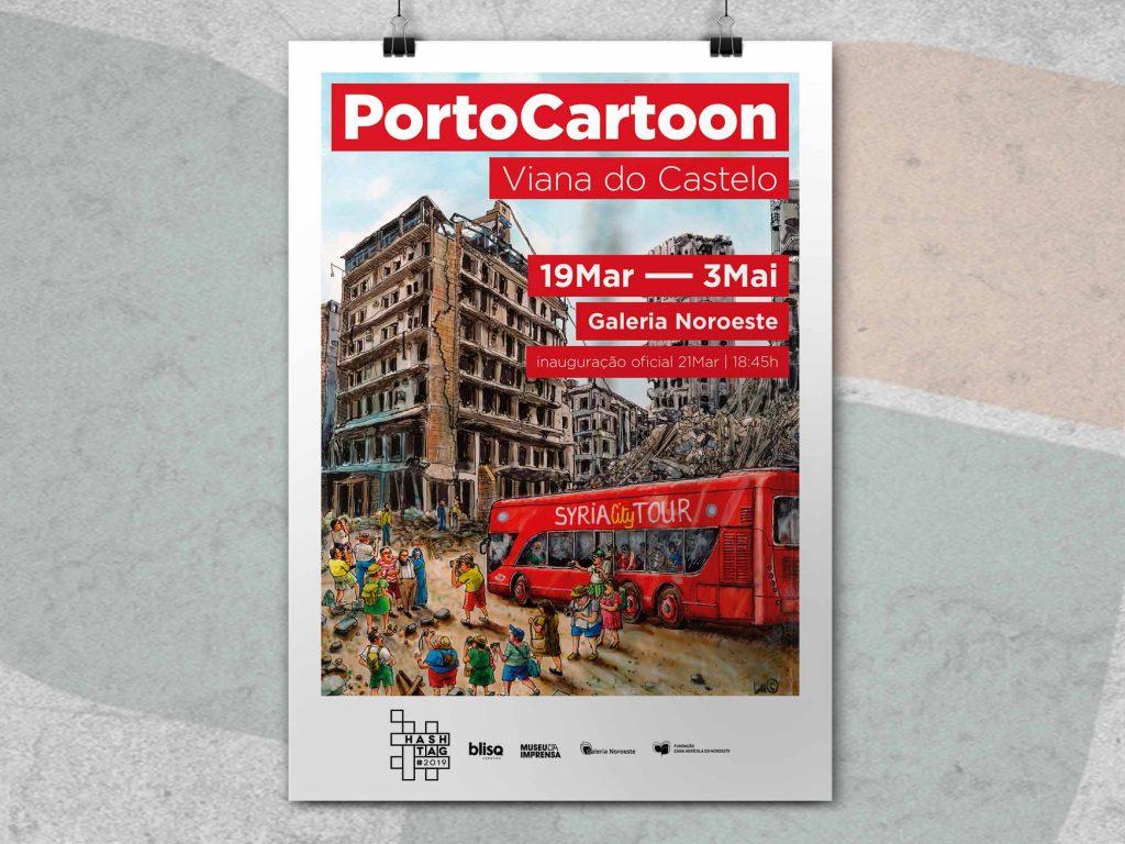 Porto Cartoon