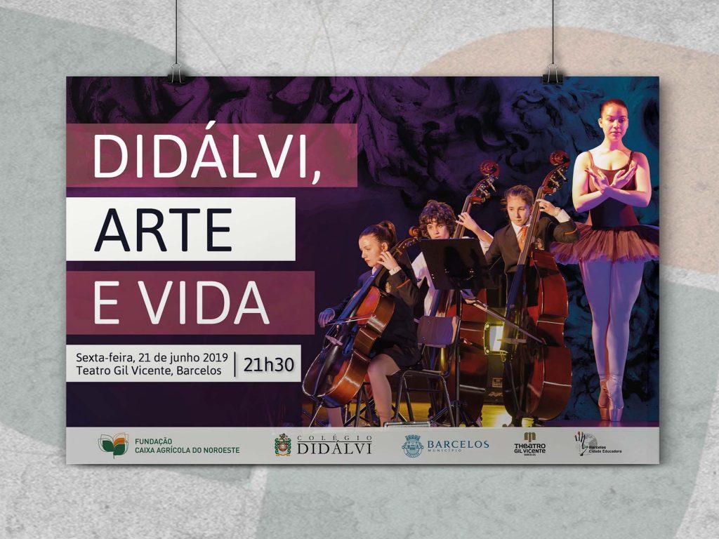 DIDÁLVI, ARTE E VIDA 2019