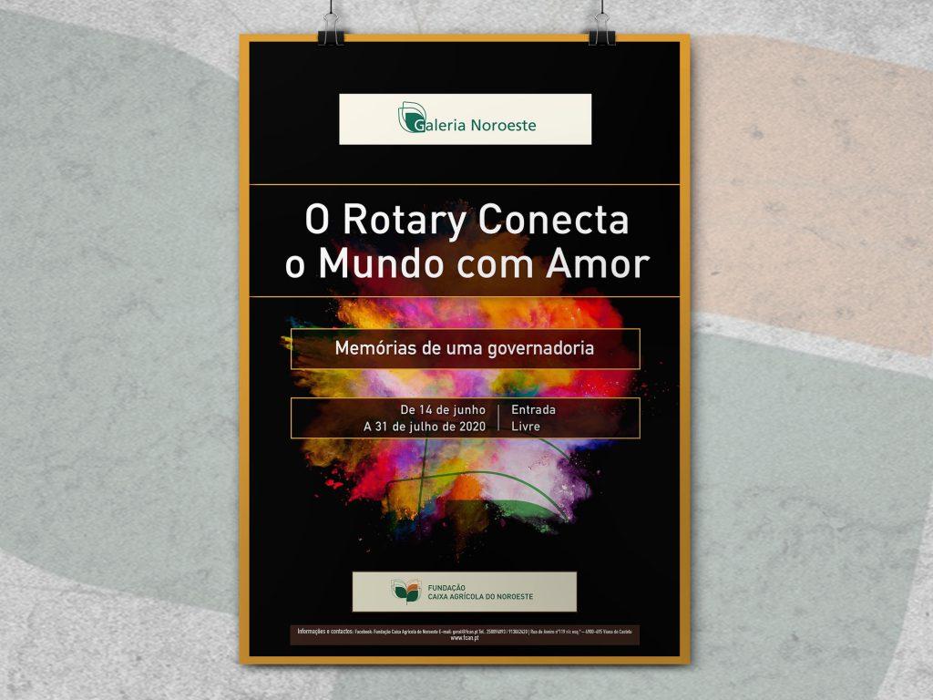 O Rotary Conecta o Mundo com Amor